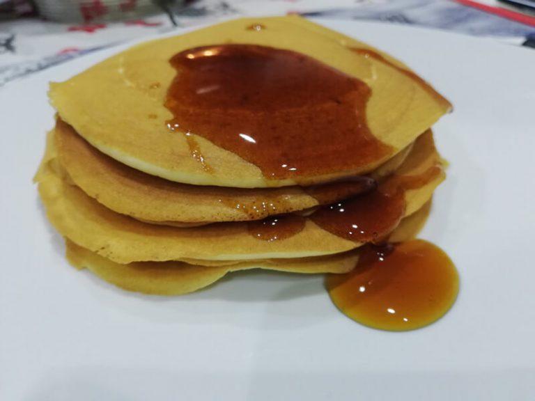 Pancake Bimby