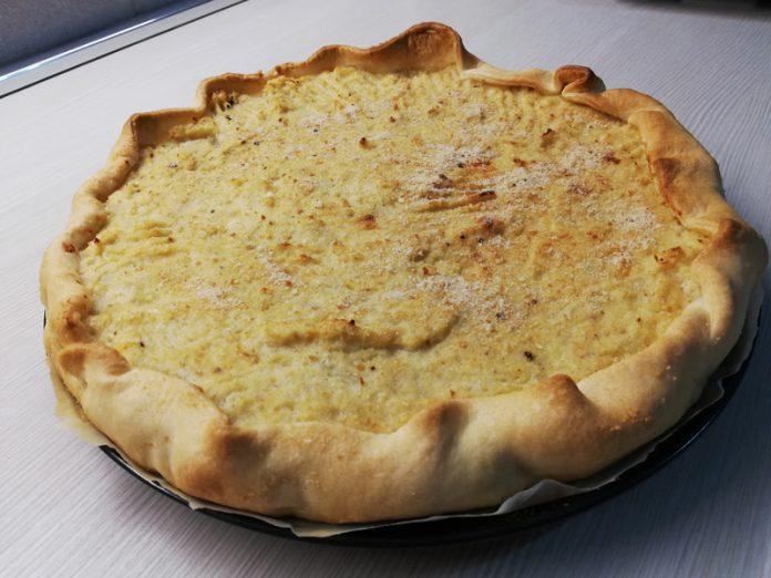 Torta Salata al Cavolfiore