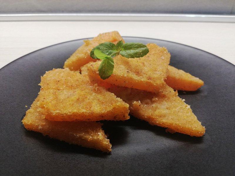 Zucca Impanata al Forno