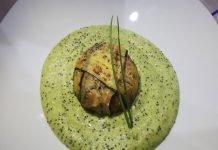 Tortino di Zucchine Ripieno di Pesce