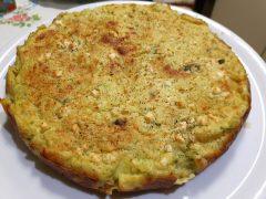 Sformato di Zucchine e Gorgonzola
