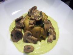 Tortino di Zucchine ai Funghi