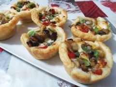 Mini Quiche Salate