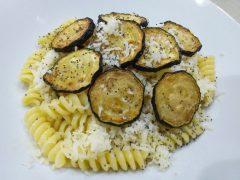 Pasta Zucchine e Formaggio