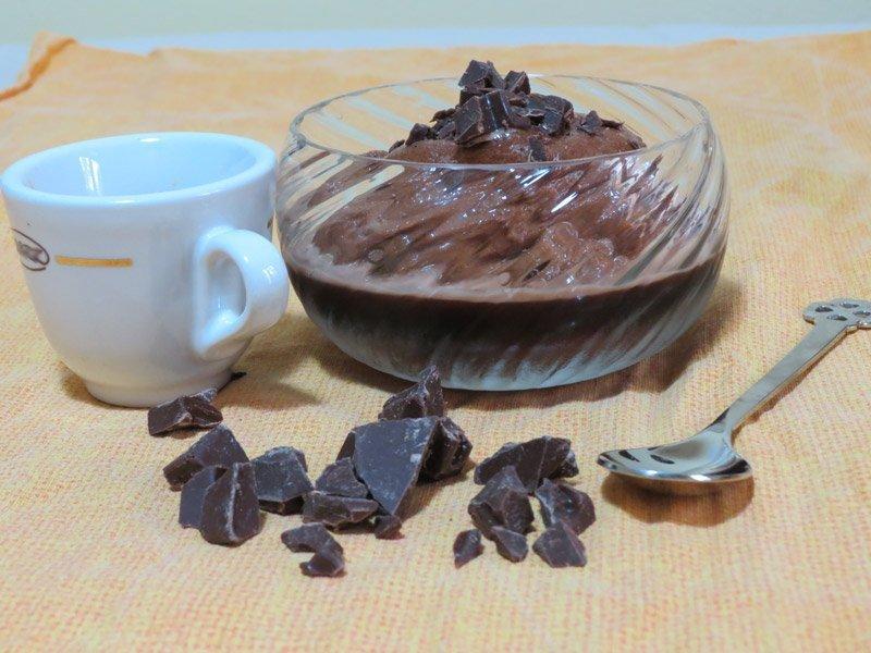Sorbetto Caffè e Cioccolato