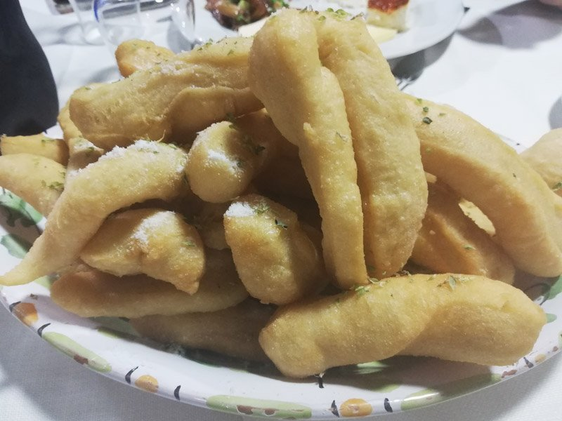 Pane Fritto Siciliano