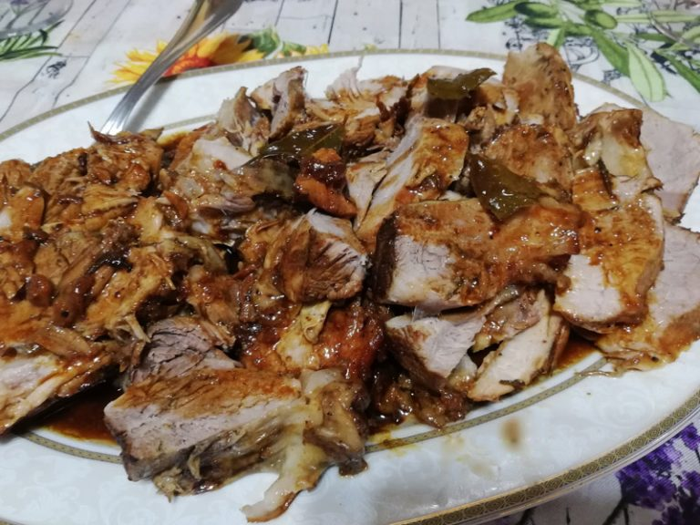 Carne di Maiale alla Birra