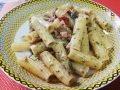 Pasta con Pomodori Secchi e Tonno