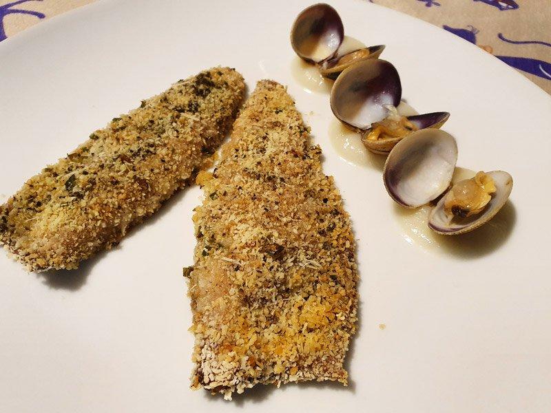Filetti di Sgombro al Forno