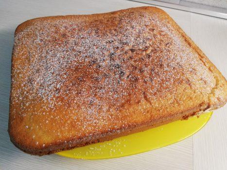 Torta con Crema di Limoncello
