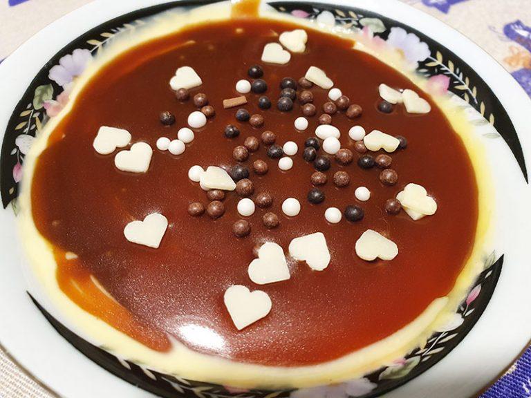 Crème Brûlée al Caramello Salato