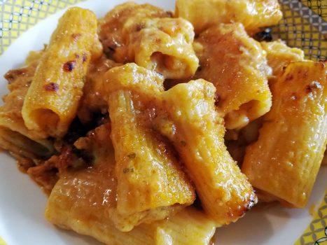 Pasta al Forno con Ragu