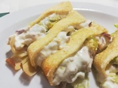 Rotolini di Crêpes Salate Ripiene