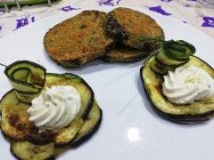 Antipasto Melanzane e Zucchine