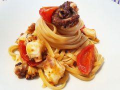 Spaghetti alla Procida