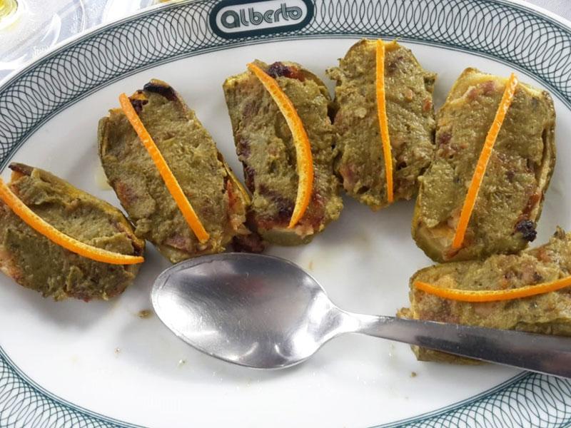 Zucchine Ripiene Gratinate al Forno