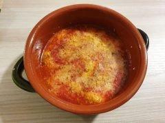 Mozzarella alla Pizzaiola al Forno