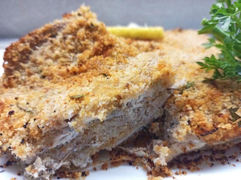 Tortino di sarde al forno alla siciliana